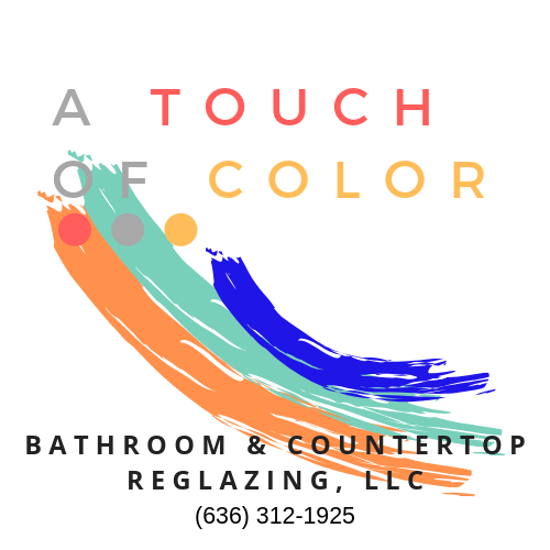 Touch of Color – Bathtub and Counter Reglazing