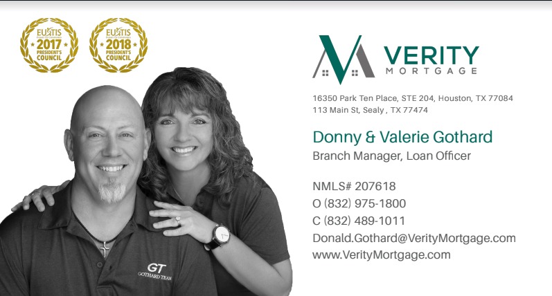 Verity Mortgage